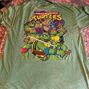 Shirts - Ninja turtle vintage large t shirt